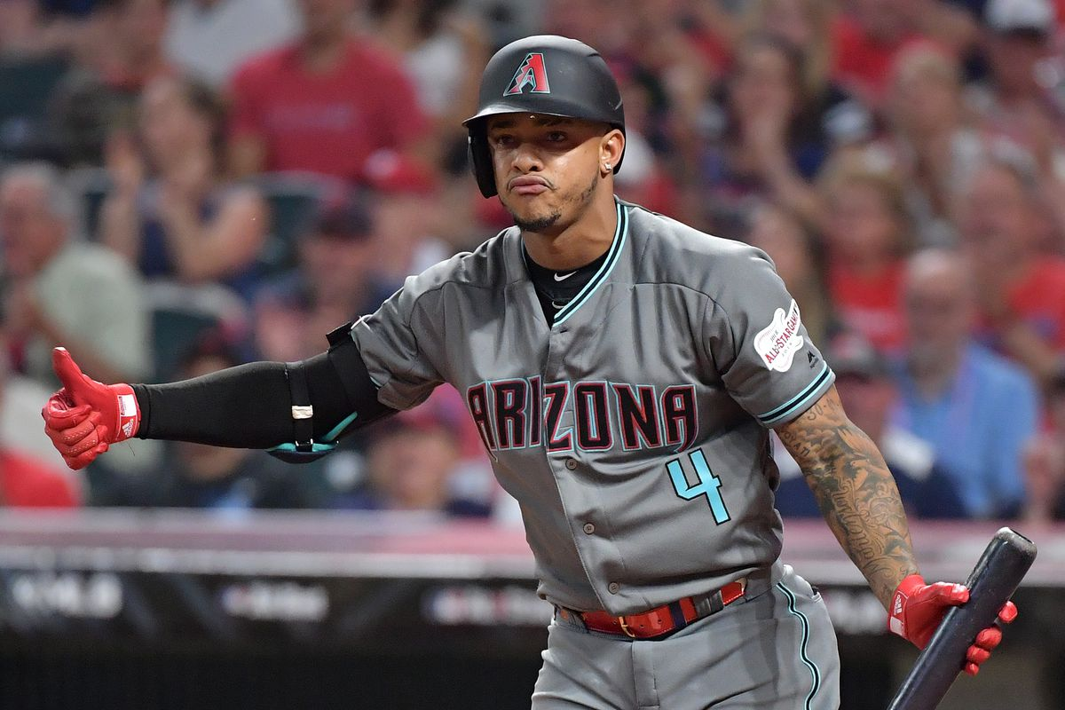 Arizona Diamondbacks vs Los Angeles Angels